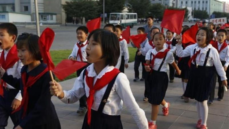 State-sponsored schooling across North Korea has been extended from 11 to 12 years by parliament [AP]