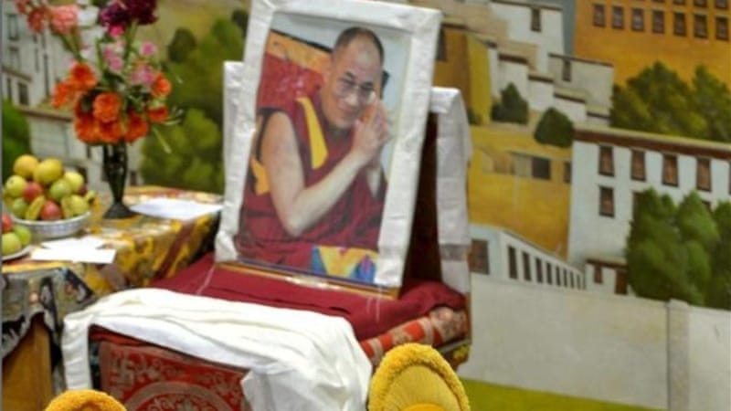 The Dalai Lama stepped down as political leader, but remains Tibetan people's supreme spiritual leader [AFP]
