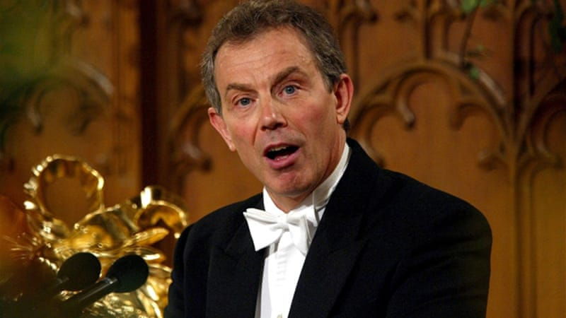 Tony Blair claims to have believed that Iraq posed an imminent threat, despite evidence to the contrary [EPA]