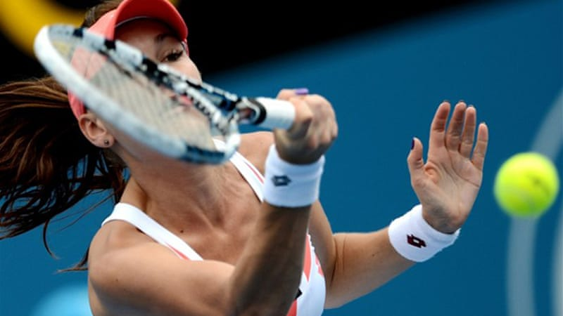 Wimbledon finalist Radwanska will go into next week's Australian Open as the fourth seed [AFP]