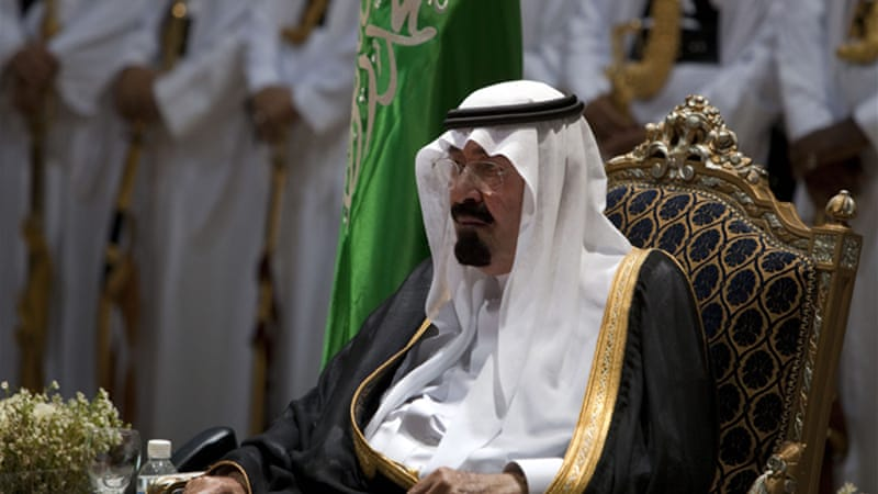 King Abdullah had been carefully treading towards change [Getty Images]