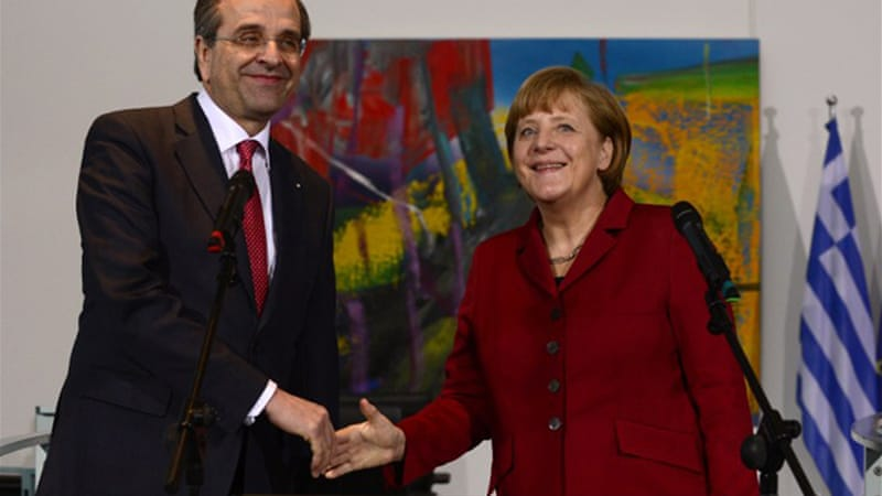 EU leaders have demanded Greece pass more austerity measures in exchange for more financial aid [AFP]