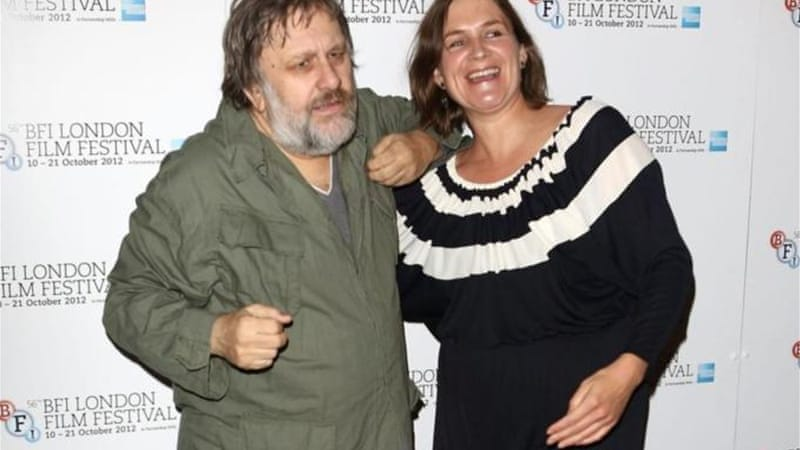 """Dabashi takes out of context the first sentence in Zabala's piece on the philosophy of Slavoj Zizek"" and offers a rant that ignores the entire history and the conclusions of post-colonial studies from the last 50 years [Getty Images]"