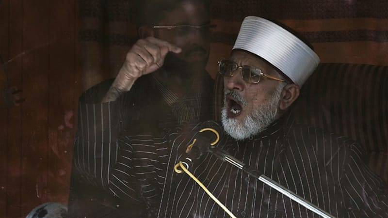 Qadri said 'I want to give negotiations a last chance' [Reuters]