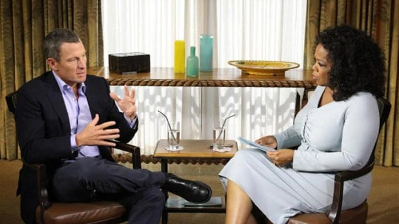 Aftershocks of Armstrong's confession to Oprah are reverberating through drug and cycling body [GETTY]