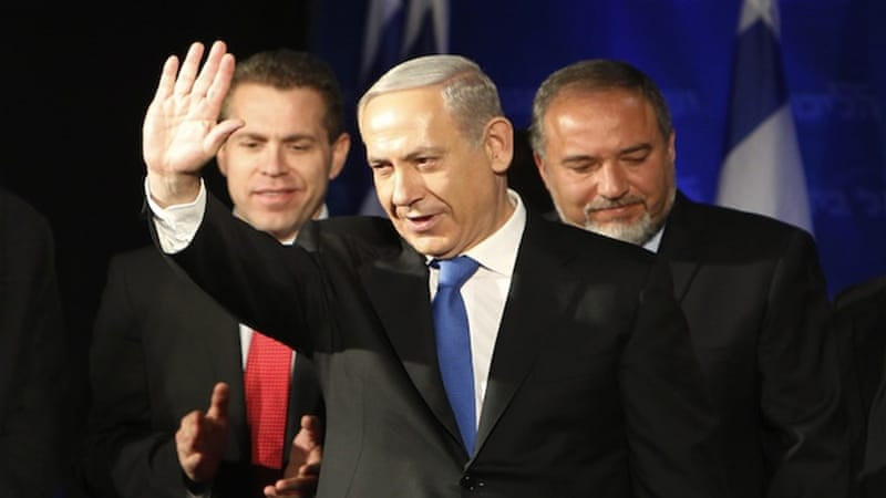 Only one party has agreed to join the coalition so far to be headed by Prime Minister Binyamin Netanyahu [Reuters]