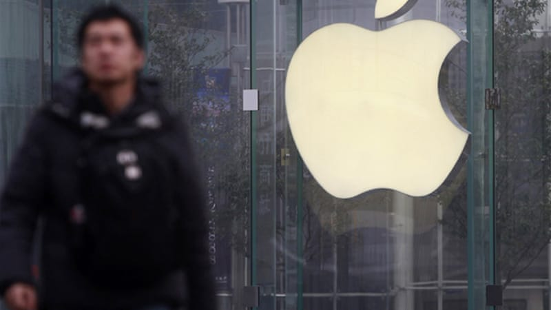 Apple Inc's stock has been on the decline since the company's quarterly earnings report on Wednesday [Reuters]