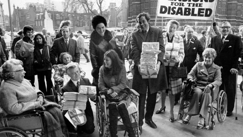 The struggle for disability rights has been one spanning decades in the United States, and it is ongoing [GALLO/GETTY]
