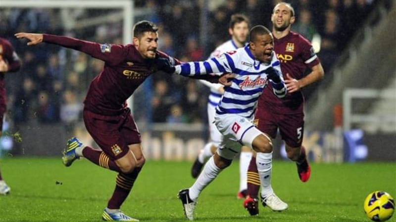 QPR are now four points from safety and haven't lost a game in 2013 under Harry Redknapp [AFP]