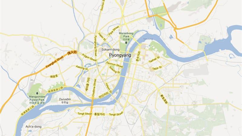 Google unveils detailed North Korea map | News | Al Jazeera