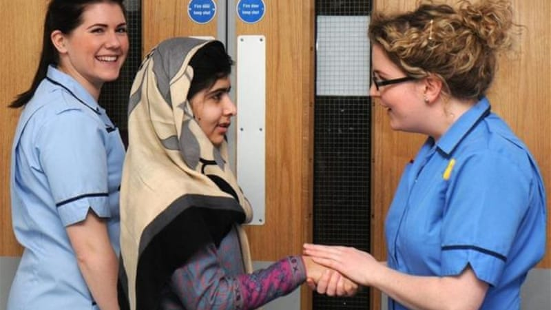 Malala Yousufzai due to be re-admitted in late January for reconstructive skull surgery, doctors said [Reuters]