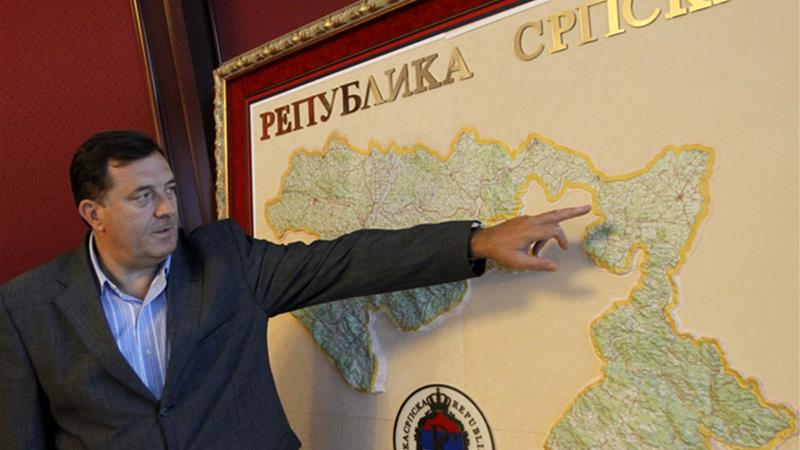 Is another conflict looming in the Balkans?