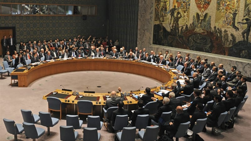 The UN Security Council backed a deal aiming to wipe out all of Syria's chemical arms by mid-2014  [EPA]