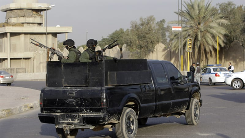 The 2007 shooting raised concerns about US government's use of private contractors in Iraq [AP]