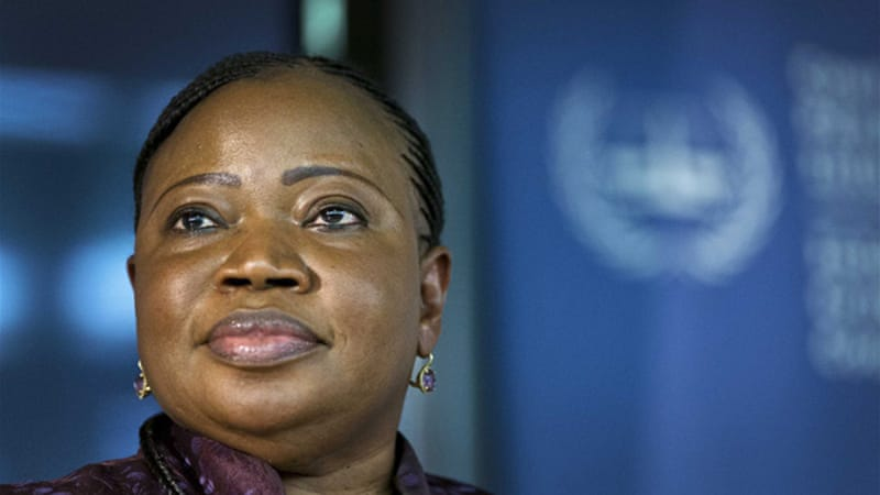 Prosecutor Fatou Bensouda said there could be others who will be issued warrants [Reuters]