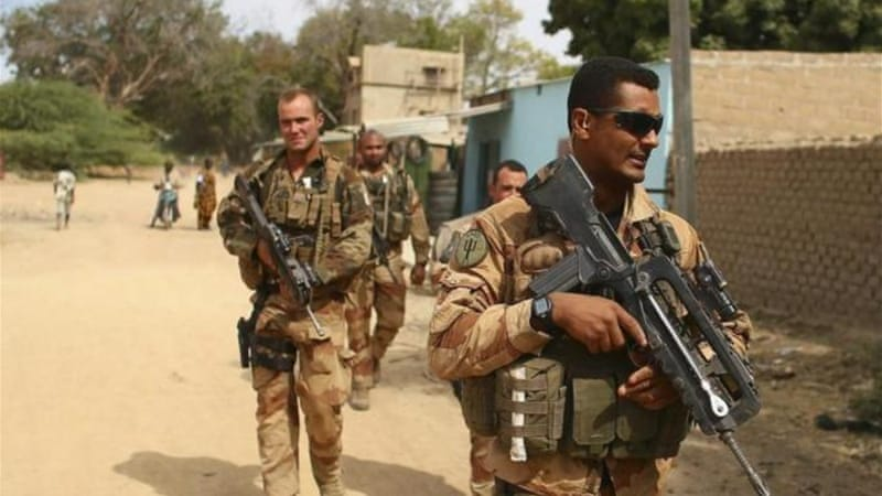 French soldiers are due to withdraw from Mali in the coming months [AFP]