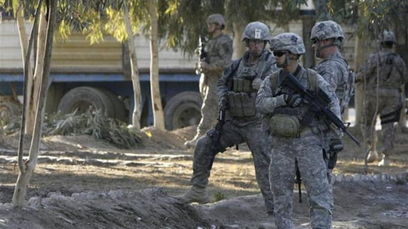 US troops are preparing to leave Afghanistan in 2014 [Reuters]