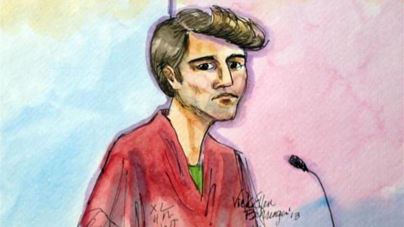 """The first chapter of Silk Road's downfall, which began with the news of Ulbricht's capture, reached its end on October 25,"" writes Mendoza [AP]"