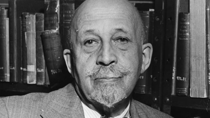 HELP- The Souls of Black Folk by W.E.B. DuBois?