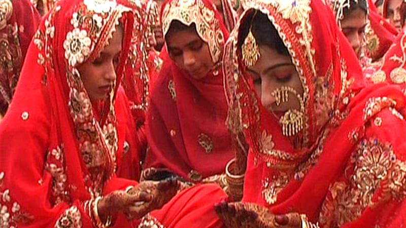 Some 300 marriages are said to have taken place in the relief camps in Uttar Pradesh since the deadly riots 