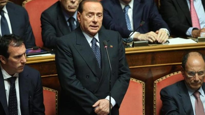 Former Prime Minister Silvio Berlusconi headed the longest-serving Italian government since World War II [EPA]
