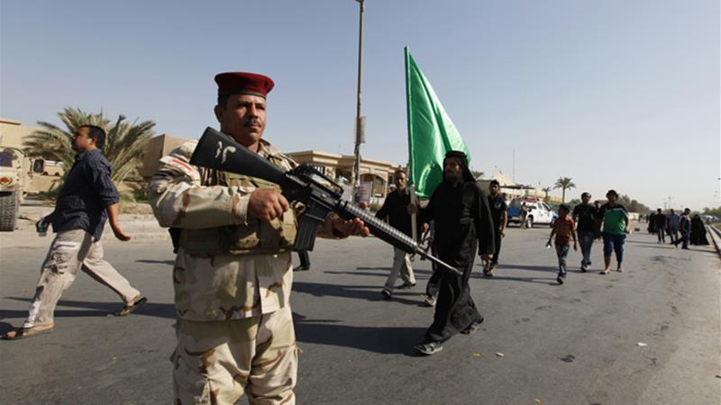 There are growing fears that Iraq may relapse into sectarian bloodshed that peaked in 2006-2007 [Reuters]