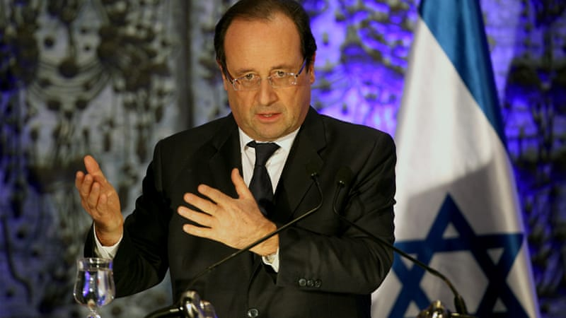 France has taken a tougher stance on Iran than its Western partners drawing praise in Israel [AP]
