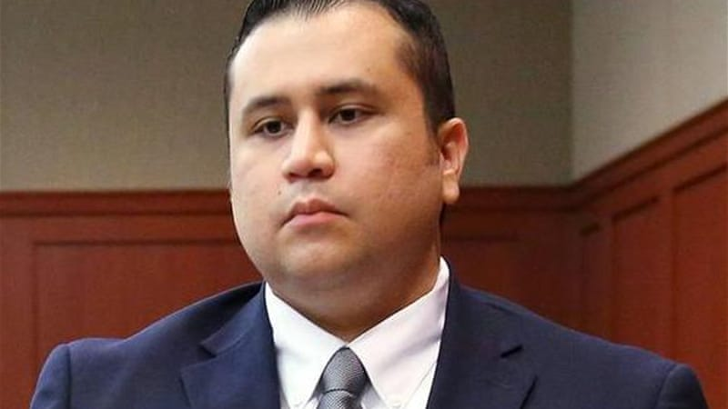 George Zimmerman, seen here at his trial over the death of Trayvon Martin [Getty]