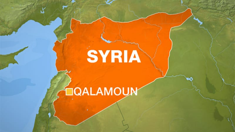 The Syrian army is advancing on Yabroud, in the Qalamoun region, to regain supply routes [Al Jazeera]