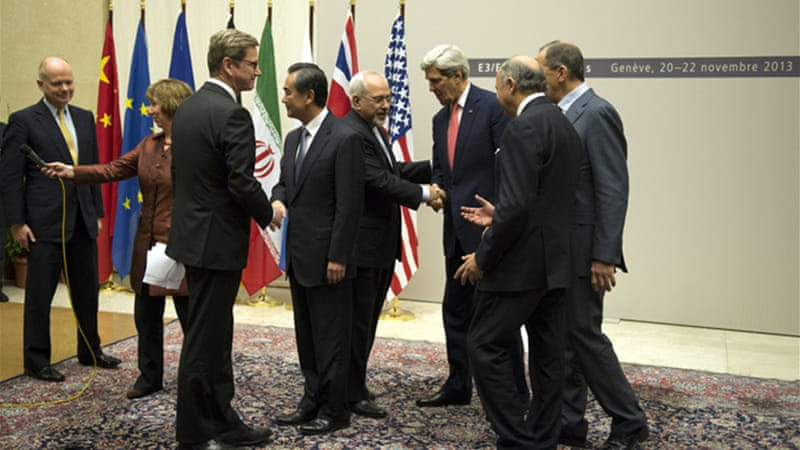 The historic deal with Iran is a much needed win for the Obama presidency [EPA]
