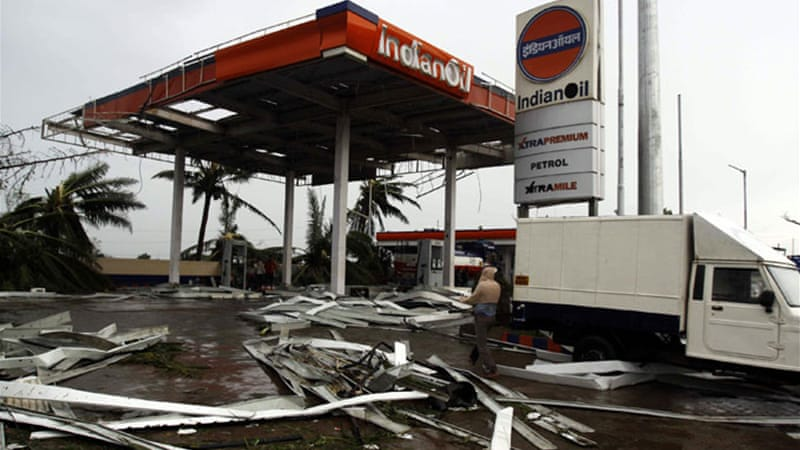 Lehar will strike barely six weeks after Tropical Cyclone Phailin caused widespread damage and destruction [EPA]