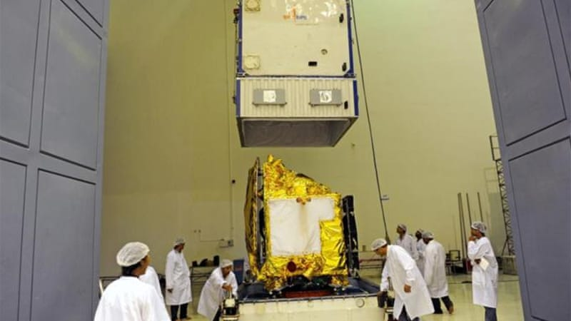India aims high with Mars mission