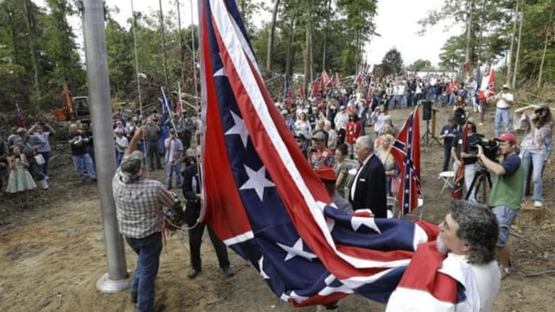 """The American South has always been culturally different from the nation as a whole. It has been, in multiple ways, both self and other,"" writes Paul Rosenberg [AP]"