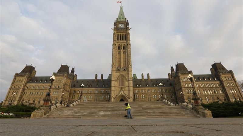"Canada has been criticized for indefinitely detaining so-called ""terror"" suspects under security certificates [Reuters]"