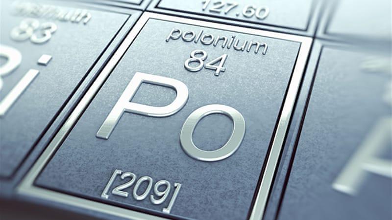 explainer what is polonium israel al jazeera