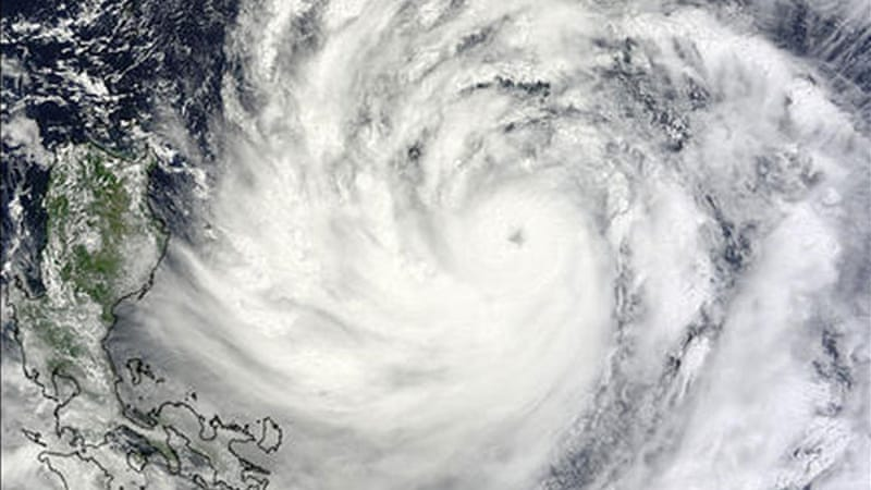 A total of 7 typhoons developed across the West Pacific during October (Fitow, Danas, Phailin, Nari, Wipha, Francisco, Lekima and Krosa) [Nasa]