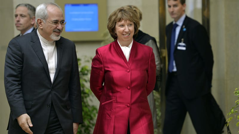 Iran and world powers came close to a preliminary nuclear agreement at the weekend during talks in Geneva [EPA]