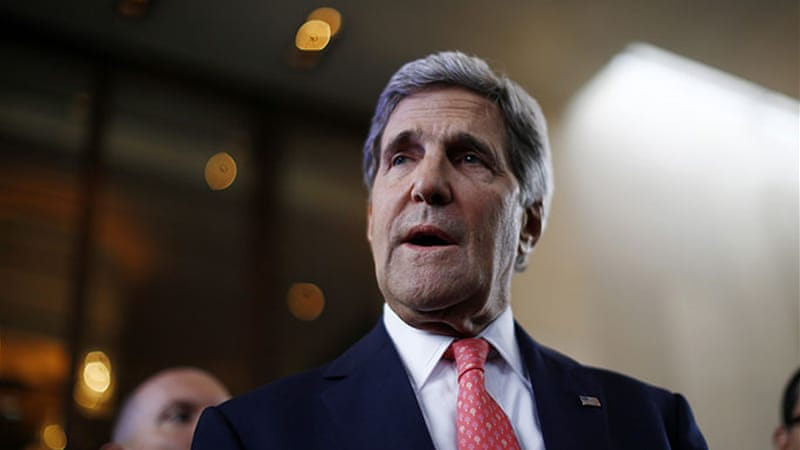 Kerry will brief the full US Senate on Wednesday on the status of talks with Iran [Reuters]