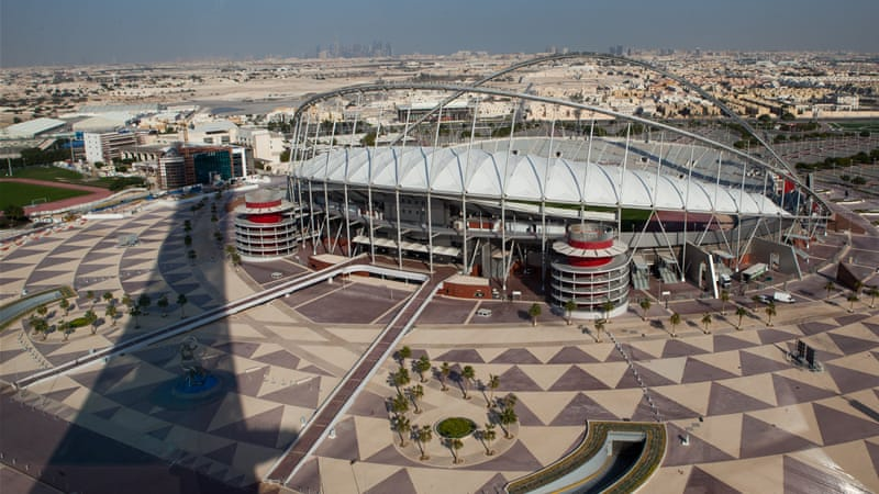 Up to $220bn will be spent on Qatar's infrastructure before the 2022 World Cup [Getty Images]