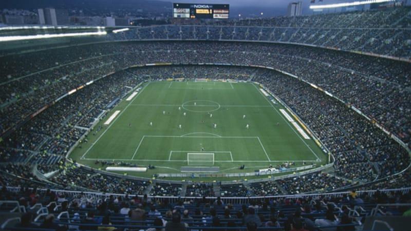 Barcelona May Move Away From Nou Camp News Al Jazeera