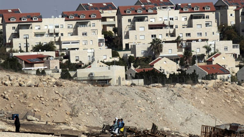 The EU has criticised the building illegal settlements in the occupied West Bank and Jerusalem [File: Reuters]