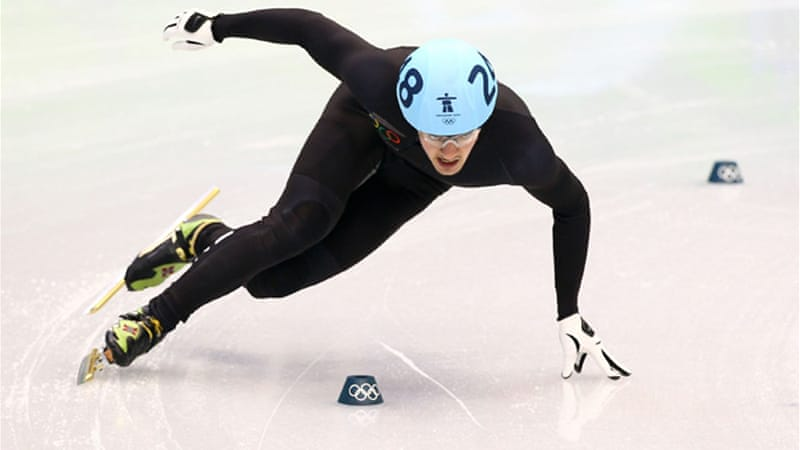 New Zealand's Blake Skjellerup could be the only gay athlete at Sochi 2014 [Getty Images]