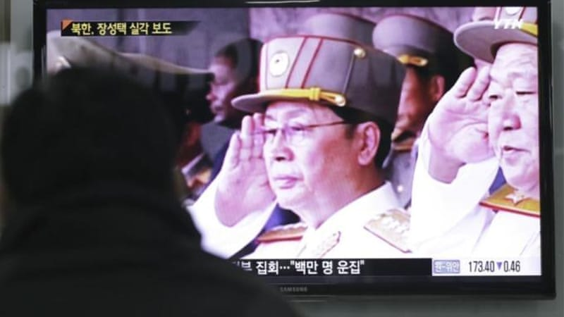 Prospects for inter-Korean relations were put in doubt after last month's execution of Kim's once-powerful uncle [AP]