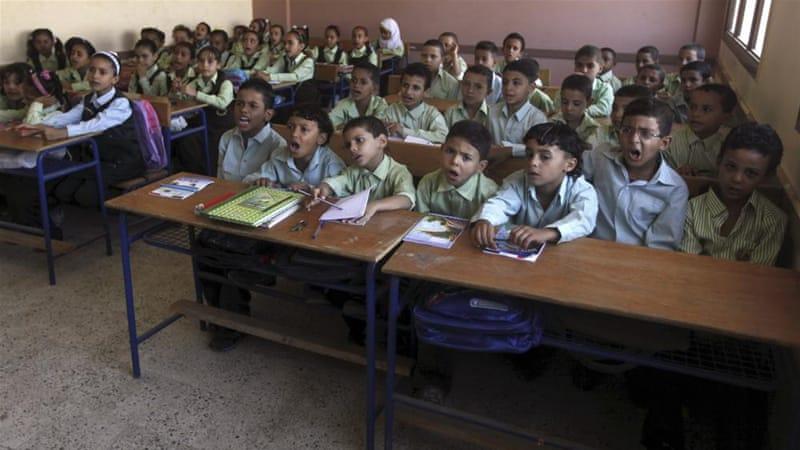 Inside Egypt's dismal primary schools - Al Jazeera English