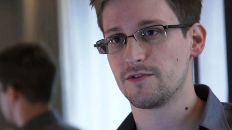 Snowden was granted temporary asylum in Russia in August [AFP]