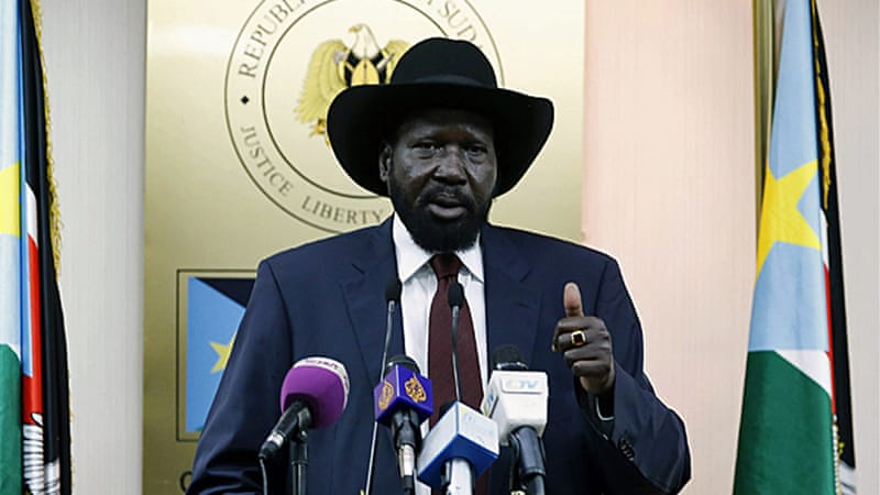 Kiir first joined the southern rebellion in the late 1960s and reached the rank of an officer [Reuters]