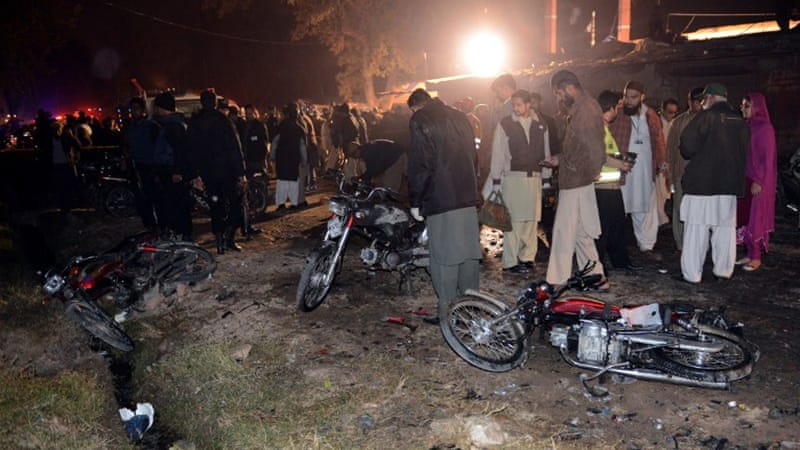 More than 800 Shia have been killed in attacks in Pakistan since the beginning of 2012, according to HRW [AFP]