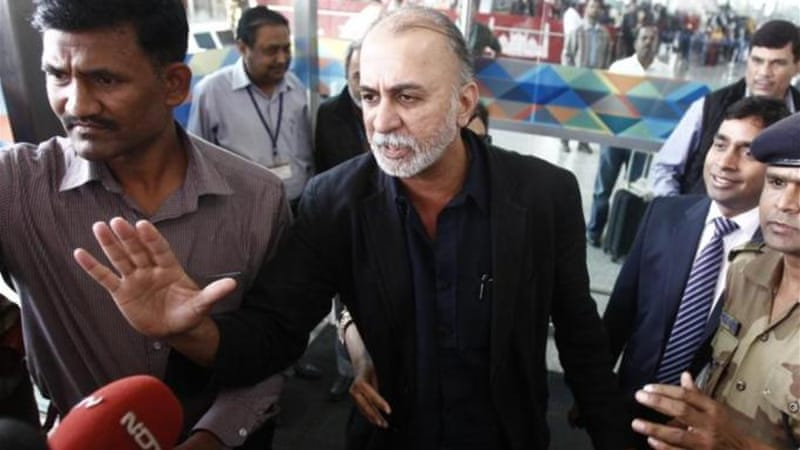 Tarun Tejpal has been in jail over accusations that he sexually assaulted a junior colleague [Reuters]