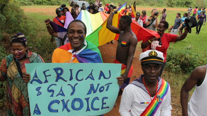 Homosexuality is illegal in Uganda [File: EPA]