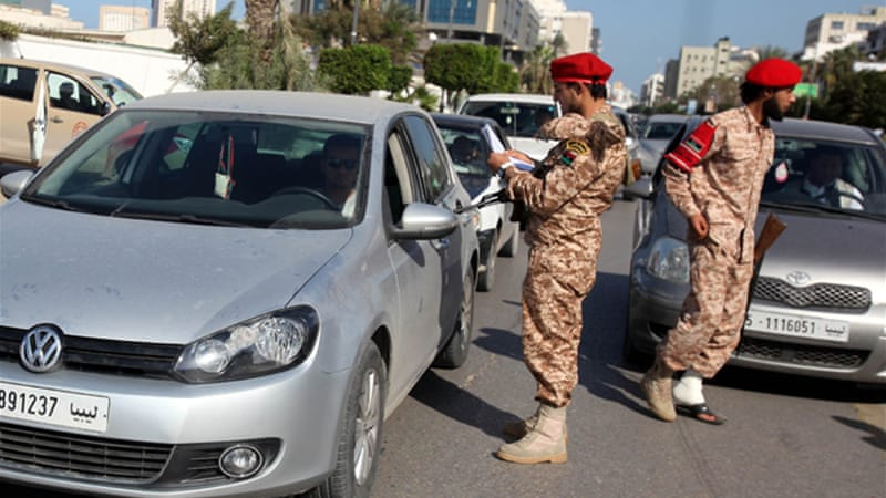 Libya has been plagued by growing lawlessness since the 2011 war that toppled Muammar Gaddafi [File: EPA]